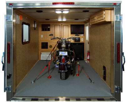 Motorcycle The Rving Lifestyle