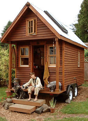 tiny house The RVing Lifestyle