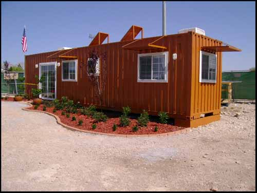 Business is Booming with Shipping Container Homes