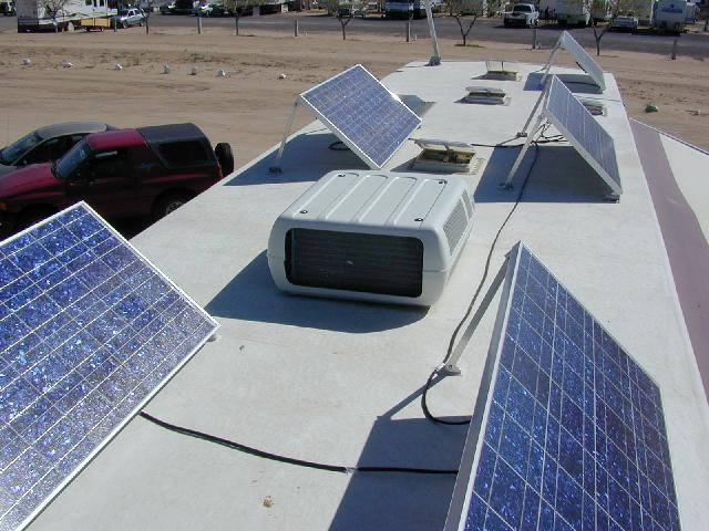 Why Install Solar Panels for RV?
