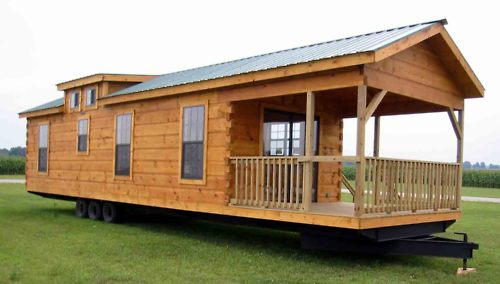 Tiny Homes The Rving Lifestyle