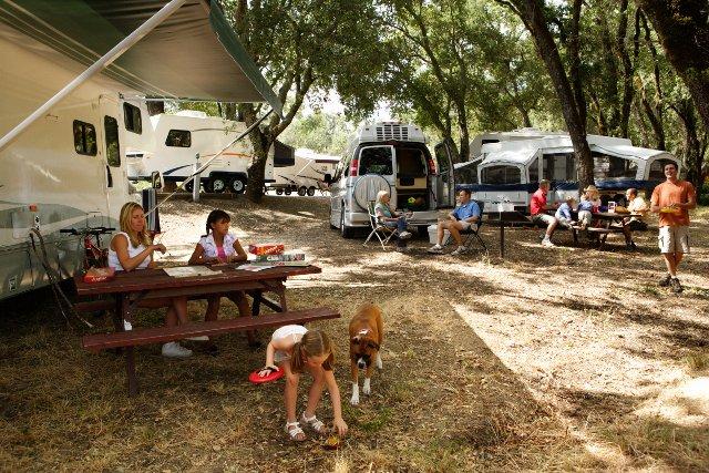 Portland Rv Tent Trailer Conversion Van Camping